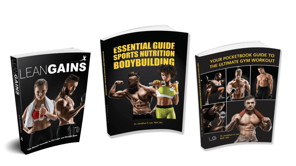 Lean Gains UK Books