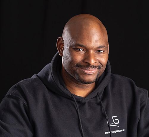 author of lean gains books