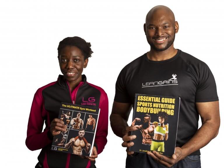 lean gains books