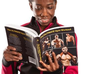lean gains book collection man